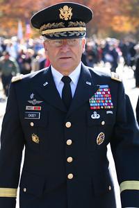 General George W. Casey Jr., US Army