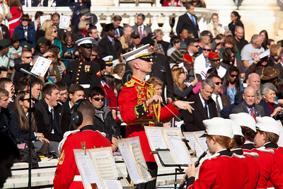 """The Presiedent's Own"" US Marine Band"