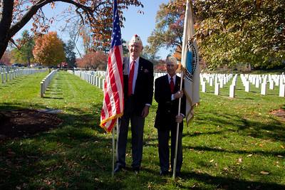 Michael Davis - President of Sons and Daughters of Pearl Harbor Survivors Clarence JM Davis - Pearl Harbor Survivor