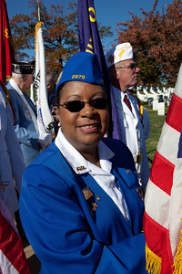 Bessie Dickens - VFW Ladies Auxiliary