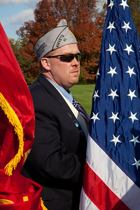 AMVETS Commander Keith Sherrill