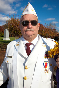 Veterans of Foreign Wars Honor Guard - Steve Olcott