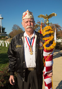 Lloyd Gibbs, National Commander Army and Navy Union