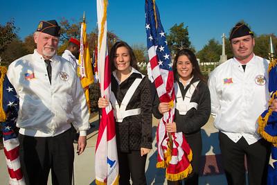 Nick Soehnlen, Briana Rusin, Brogan Felga, Travis McQueen Army and Navy Union Paralyzed Veterans