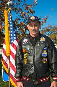Vietnam Veterans Color Guard Jim Tyson (Ch 641)