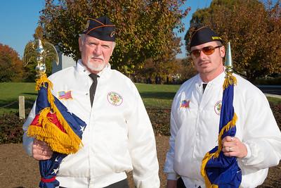 Nick Soehnlen, Travis McQueen Army and Navy Union