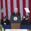 Mike Pence, Veterans Day, Arlington National Cemetery