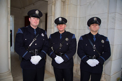 Members of the Portland Maine Police (Zack Finley Matt Dissell, Matt Pavlis)