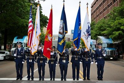 Armed Forces Day Parade 2017