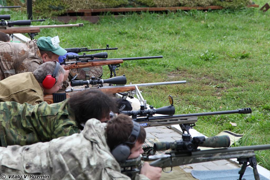 Участники соревнований (Participants)