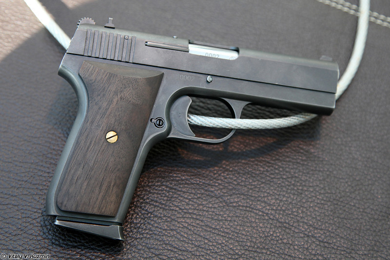 10х28 пистолет ТТК от АКБС (10x28 TTK pistol)