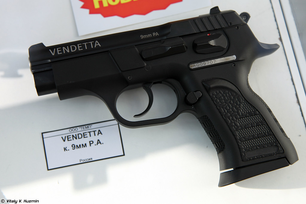 9mm PA Vendetta
