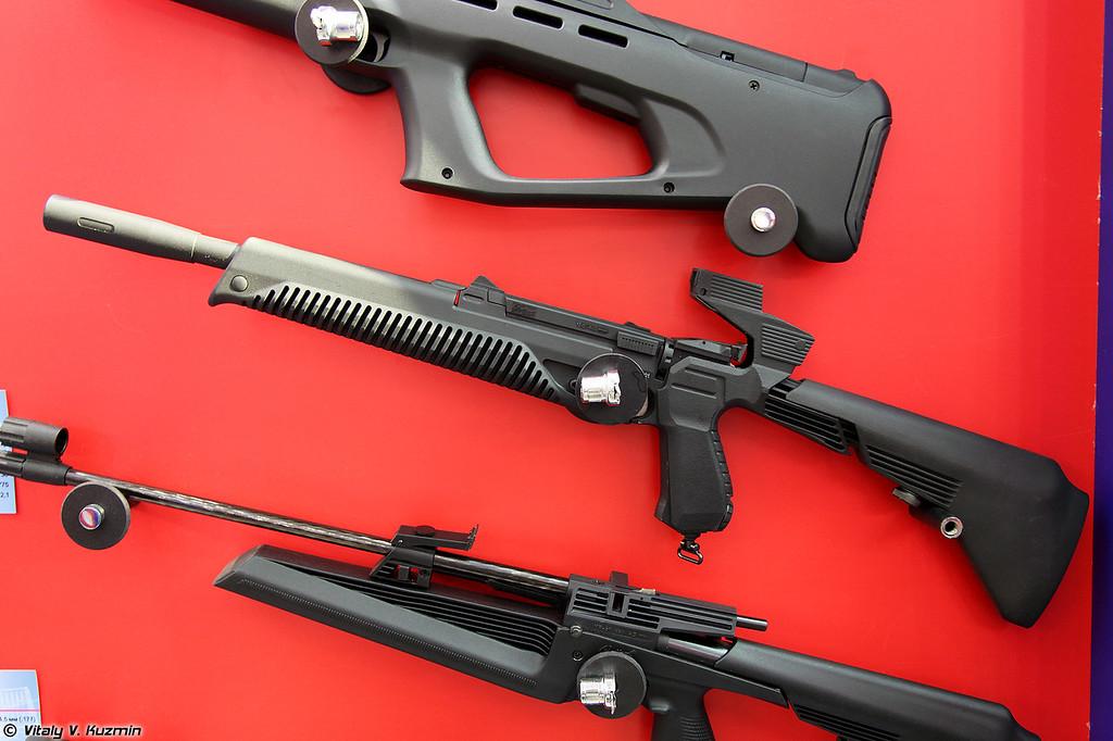 4,5 BB газобалонный модульный пистолет МР-651К (4.5 BB air pistol MR-651K)