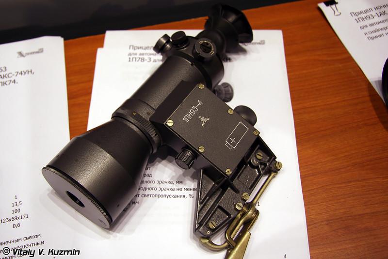 Ночной прицел 1ПН93-4 (Night vision sight 1PN93-4)