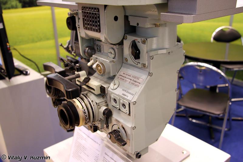 Прицел зенитный перископический 1ПЗ-7М (Airdefence sight 1P3-7M)