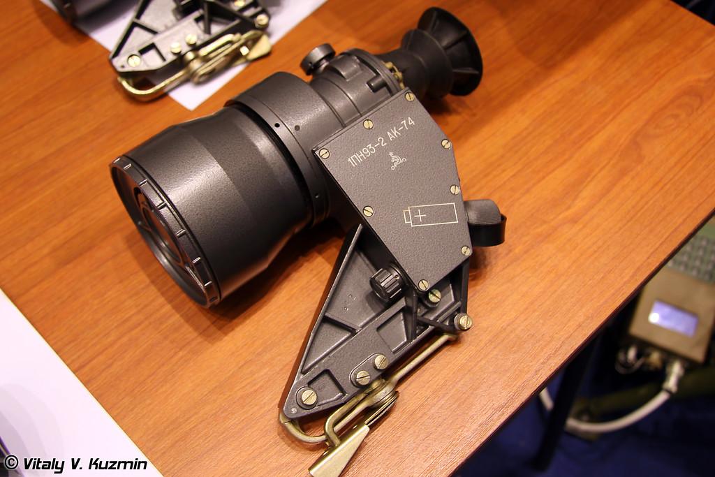 Ночной прицел 1ПН93-2 (Night vision sight 1PN93-2)