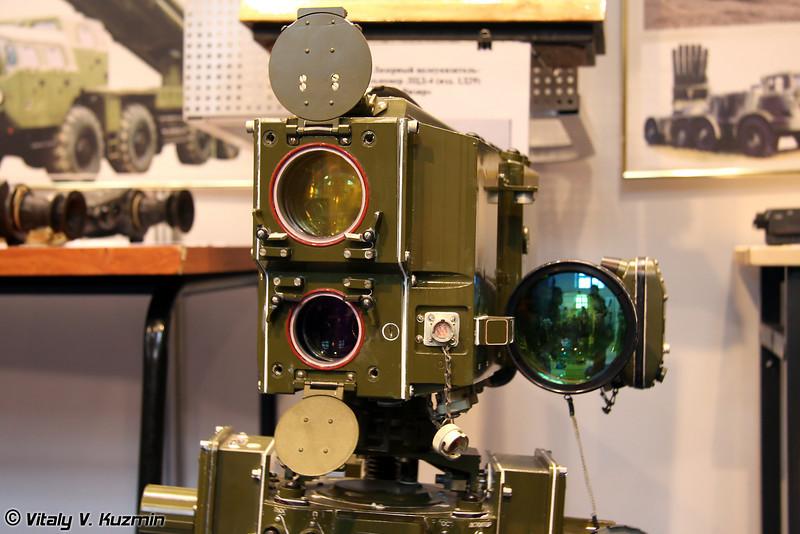 Лазерный целеуказатель-дальномер ЛЦД-3 Визир/1Д29 (Laser designator-range finder LTsD-3 Vizir/1D29