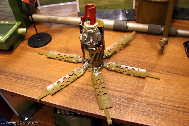 Многофункциональный боеприпас МИБ (Mulnifunctional ammunition MIB)