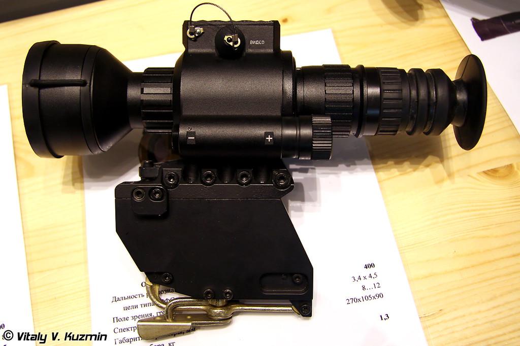 Тепловизионный прицел Шахин (Thermal imaging sight Shakhin)