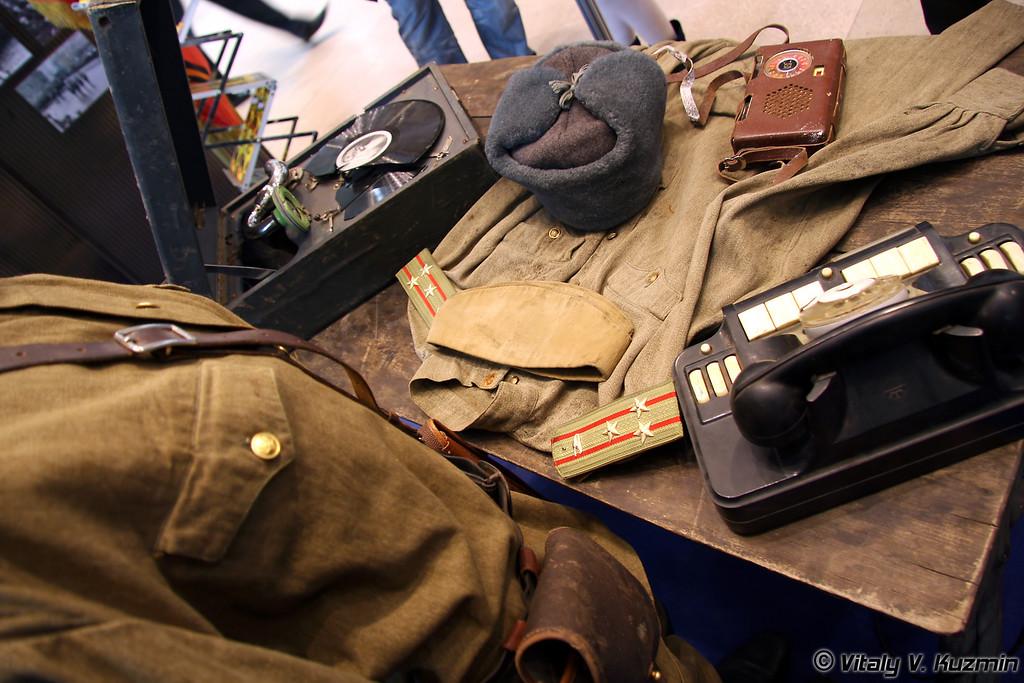 Выставка-форум Армия и Общество 2010 (Army and Society 2010 exhibition)