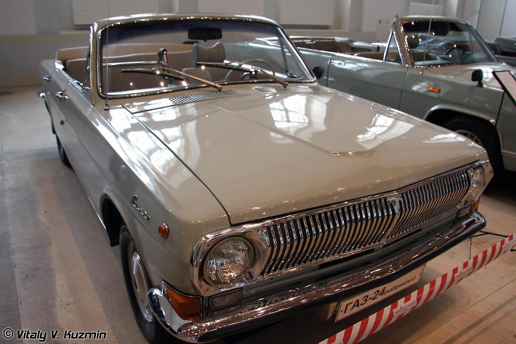 ГАЗ-24 (GAZ-24)