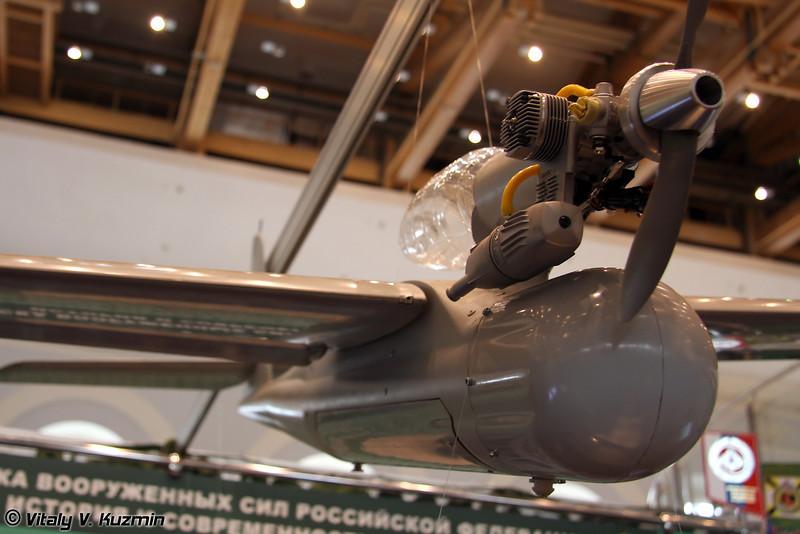 Комплекс БЛА-3 Орлан 3М (UAV complex Orlan 3M)