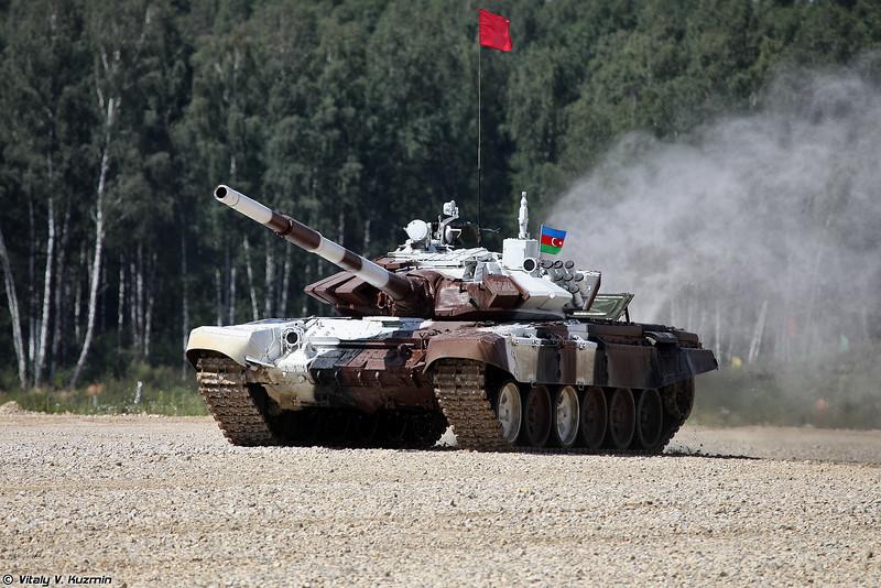 Т-72Б3 Азербайджан (T-72B3 Azerbaijan)