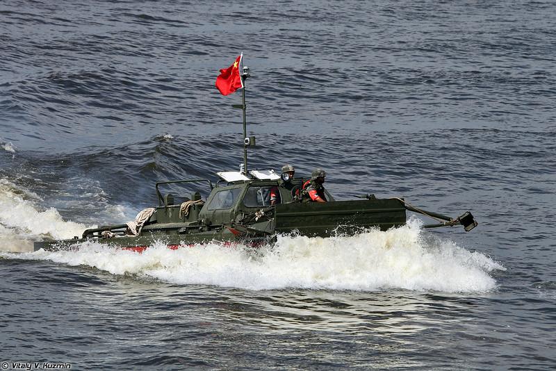 Буксирно-моторный катер БМК-460 (BMK-460 boat)