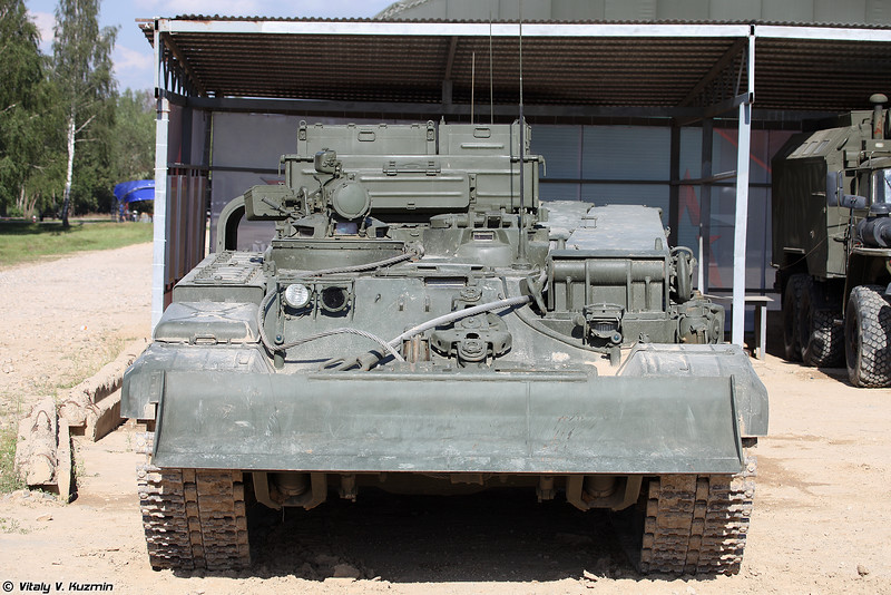 БРЭМ-1 (BREM-1 recovery vehicle)