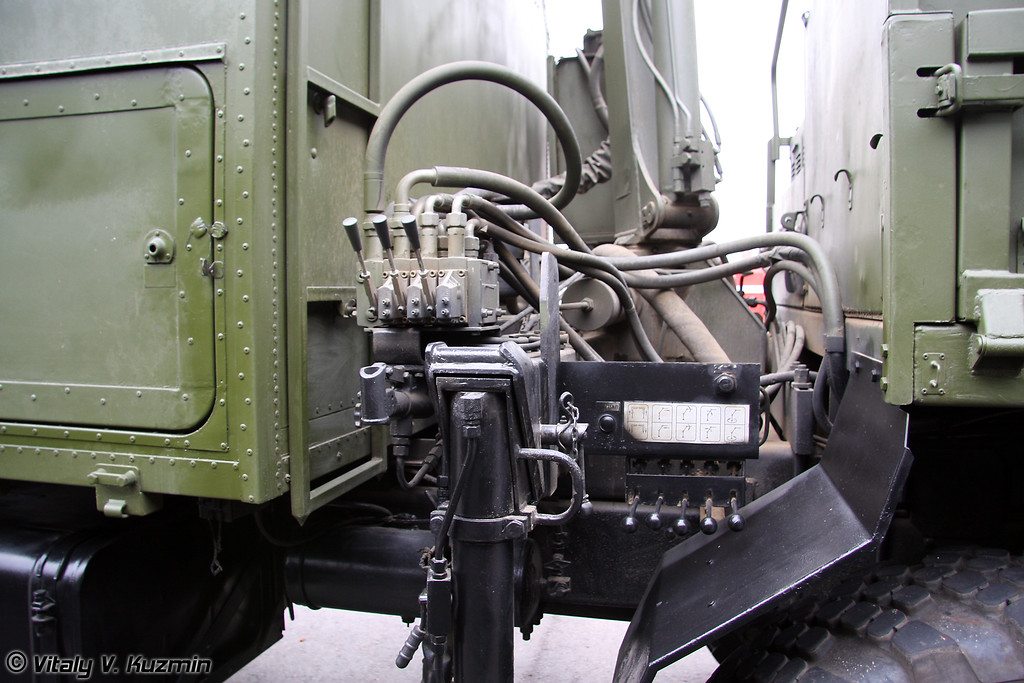 Пульт управления краном-манипулятором ИМ95-1220 (Crane arm IM95-1220 controls)