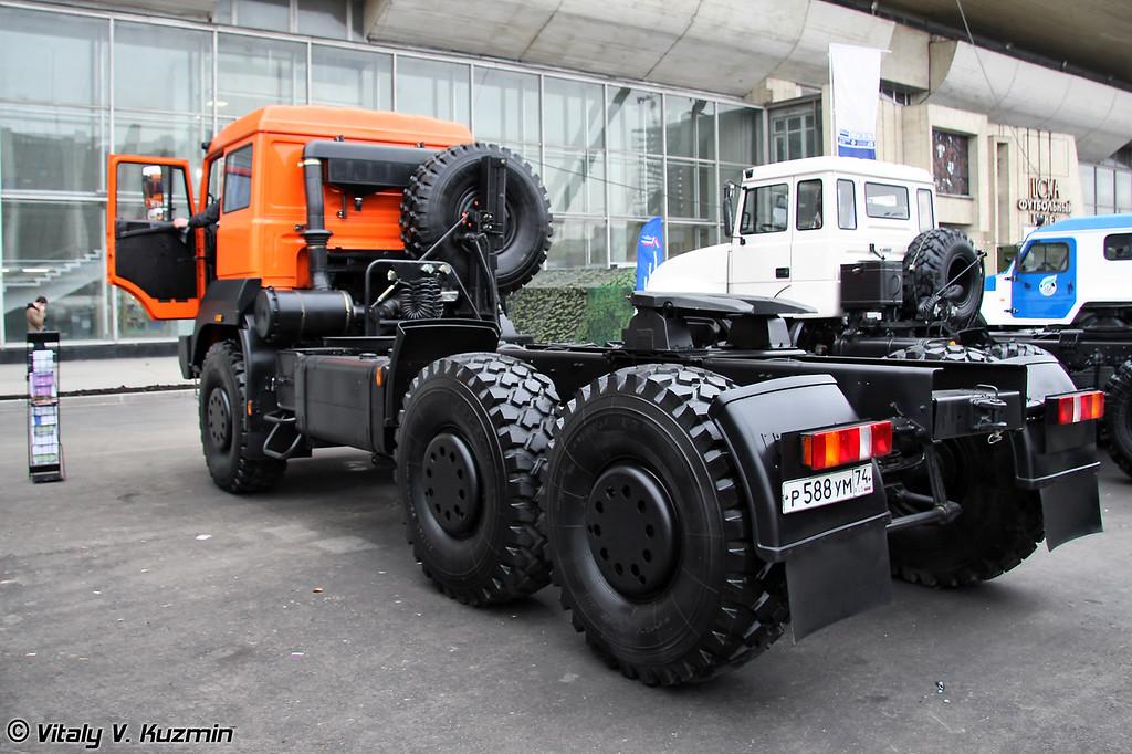 Урал-63704 (Ural-63704)
