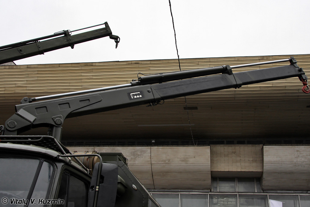 Кран-манипулятор БАКМ 1040 БК (Crane arm BAKM 1040 BK)
