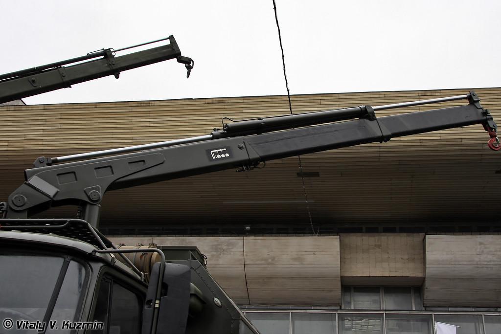 Кран-манипулятор БАКМ 1040 БК (Crane arm BAKM 1040 BK)