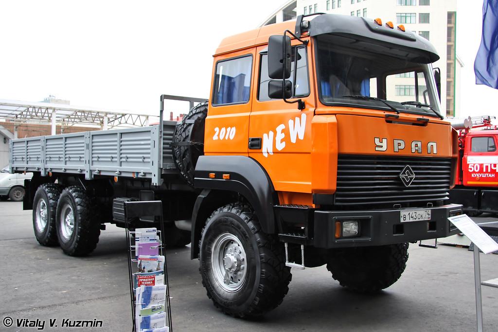 Урал-4320-3951-58 (Ural-4320-3951-58)