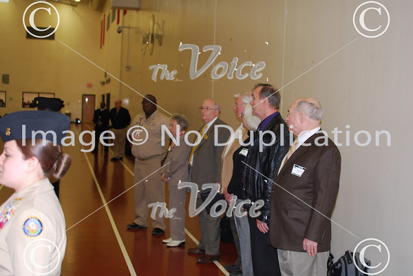 Aurora Township Republican Committee at East Aurora High School NJROTC in Aurora, Ill 4-3-13