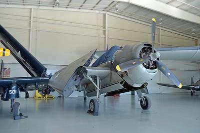 TBM Avenger Torpedo Plane of WW II