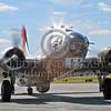 "Flare - B-17G ""Aluminum Overcast"" EAA - Lawrence (MA) Municipal Airport - August 13, 2006"