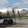 "B-17G ""Aluminum Overcast"" EAA - Lawrence (MA) Municipal Airport - August 13, 2006"