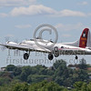 "Taking Flight - B-17G ""Aluminum Overcast"" EAA - Lawrence (MA) Municipal Airport - August 13, 2006"