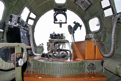 Interior - Nose/Bombadier Position
