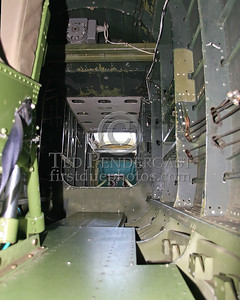 Interior - Looking Aft Towards The Tailgun Position