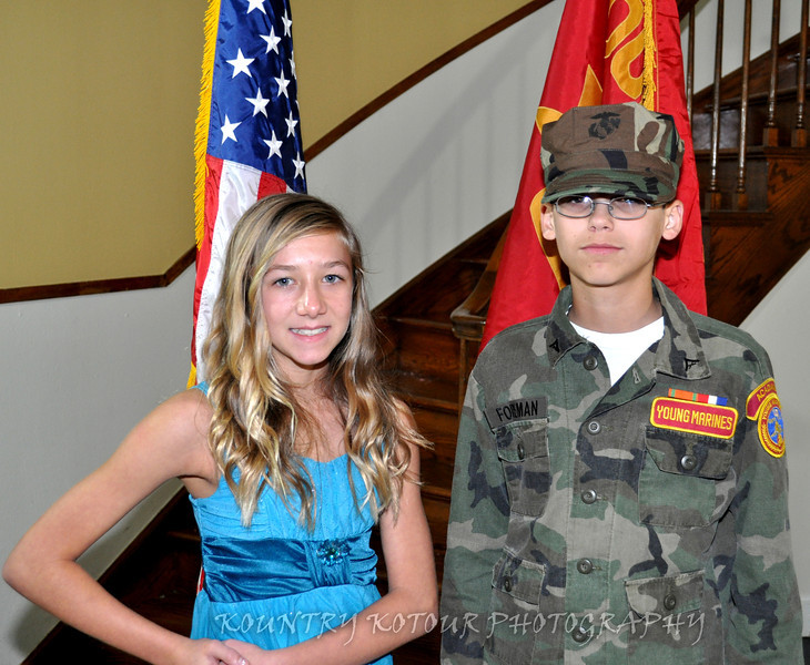 YOUNG MARINE BALL