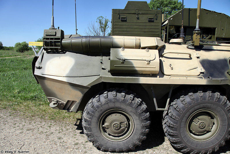 БПДМ Тайфун-М (BPDM Typhoon-M vehicle)