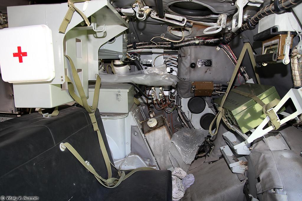 Места для операторов БПЛА (UAV operator's place)