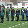 Boston Tri-Service ROTC Pass in Review, April 2009
