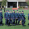 Boston University Tri-Service ROTC Pass in Review, April 2009
