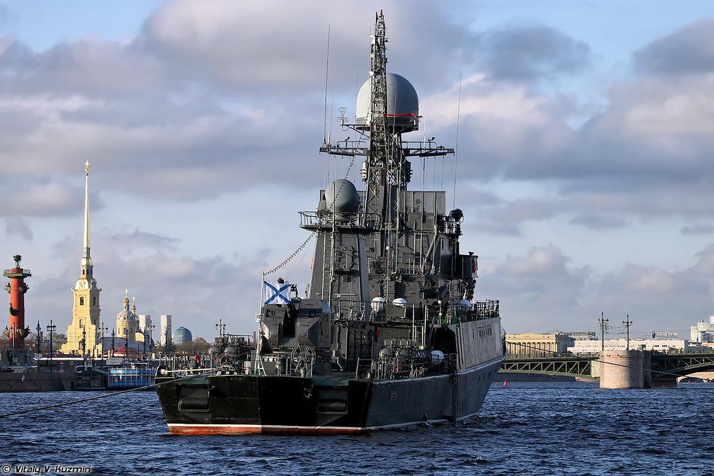 МПК Уренгой проекта 1331М (Project 1331M anti-submarine ship Urengoy)
