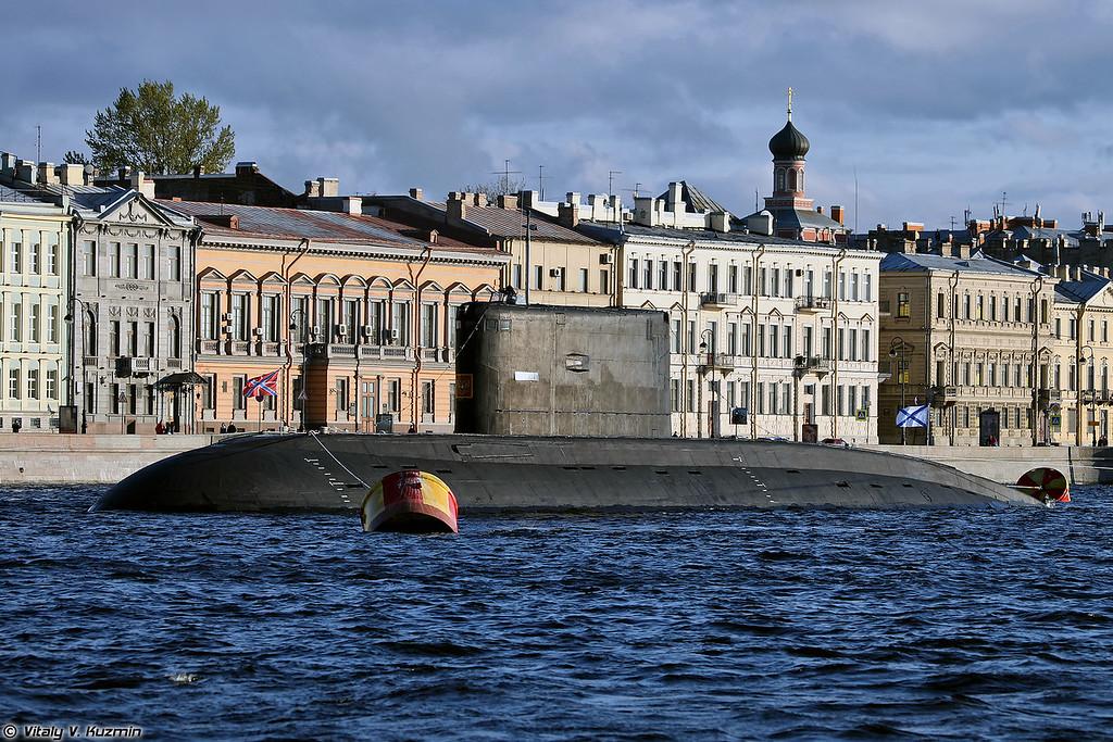 Дизель-электрическая подводная лодка проекта 877 Б-227 Выборг(Project 877 diesel-electric submarine B-227 Vyborg)