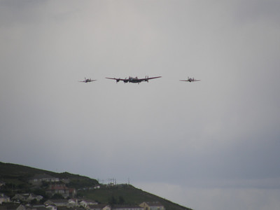 Battle of Britain Memorial Flight, May 2007