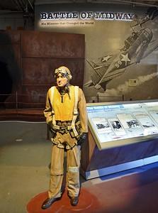 Typical Naval Pilot Uniform